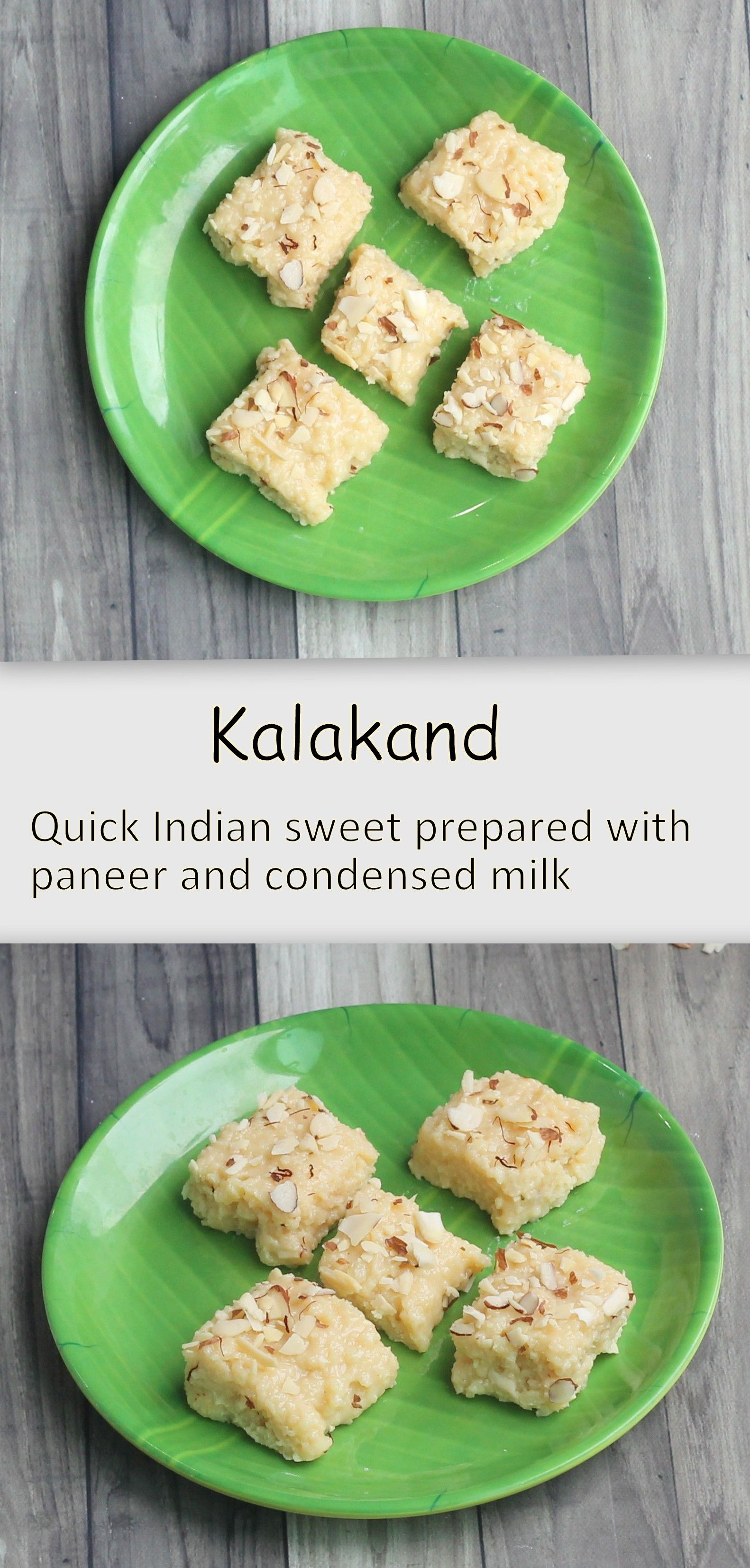 Kalakand Instant Kalakand Recipe Indian Food Recipes Vegetarian Platter Foodie Recipes
