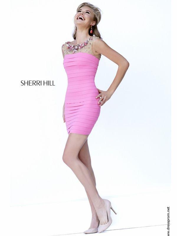Sherri Hill Short Dress 32239|DressProm.net | Sherri Hill! | Pinterest