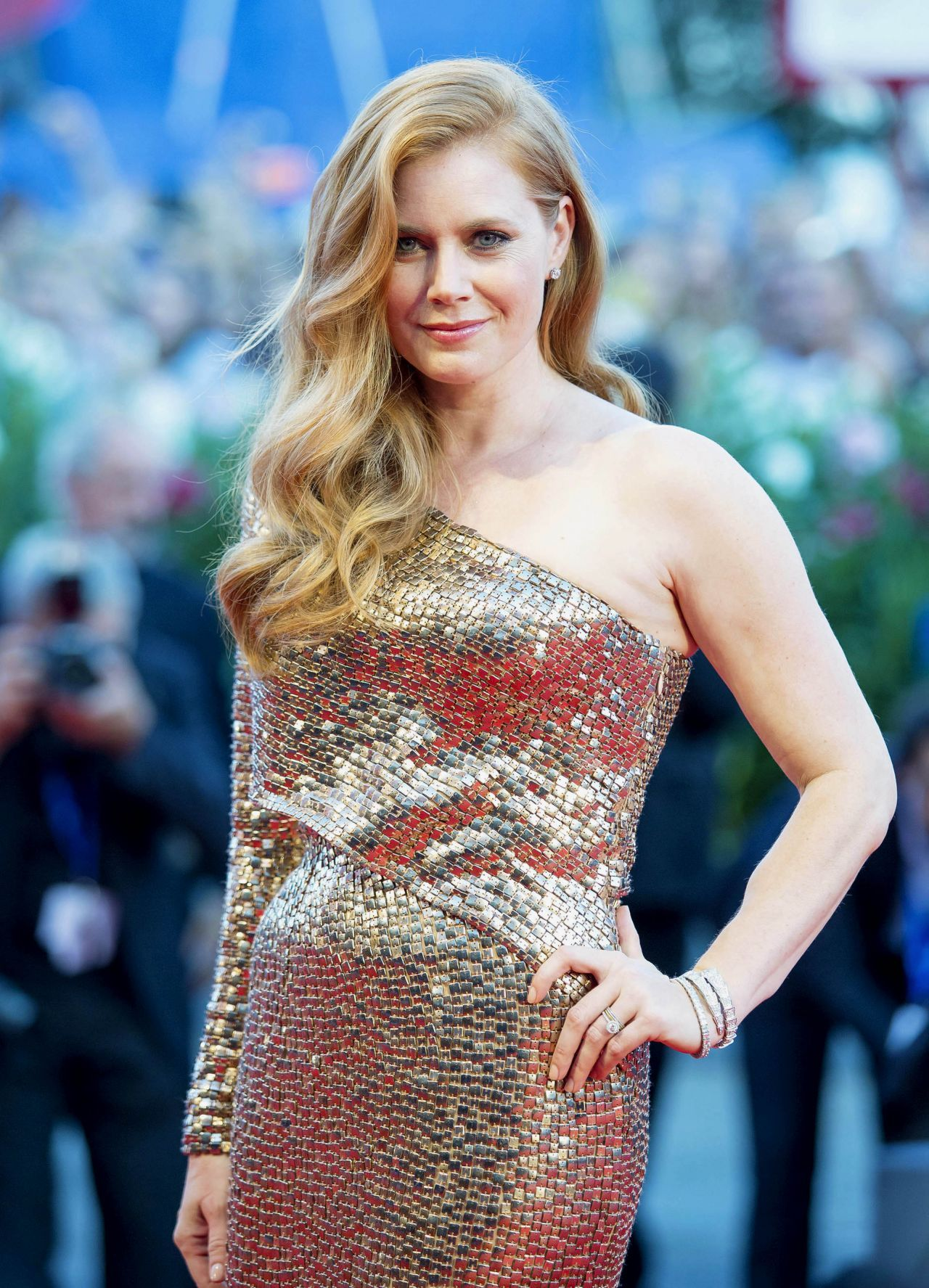 Amy Adams: Nocturnal Animals Premiere at 73rd Venice Film