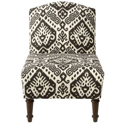 World Menagerie Francisco Camel Side Chair