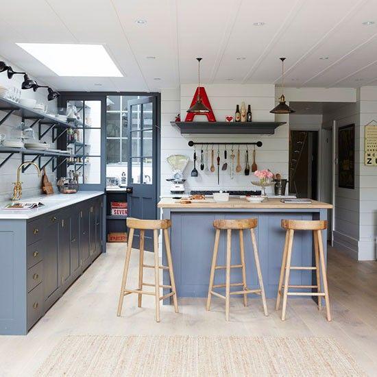 Kitchen Design Victorian Terraced House