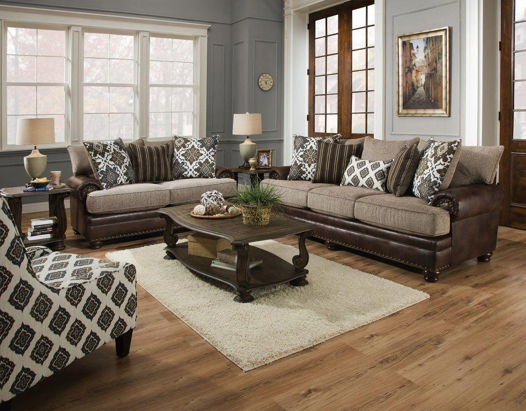 Best Bergin 2 Piece Living Room Set 3 Piece Living Room Set 400 x 300