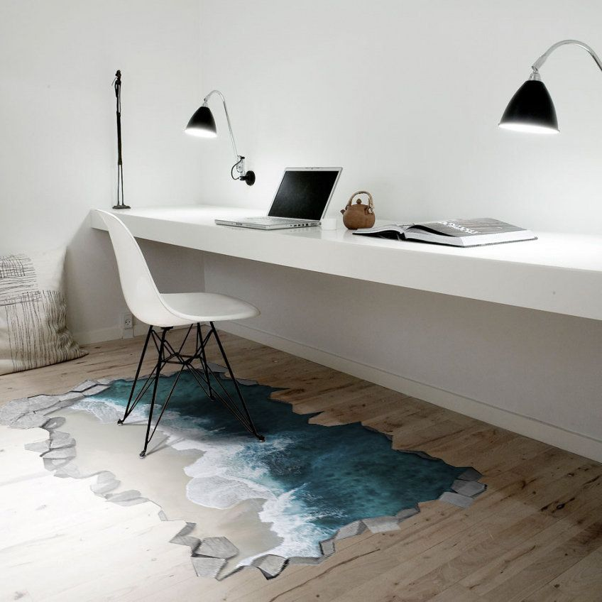 Pin On 3d Wallpapers, 3d Printed Laminate Flooring