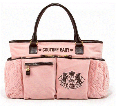 Juicy Couture Baby Bag Almost As Sweet As My Baby Phat Diaper Bag I