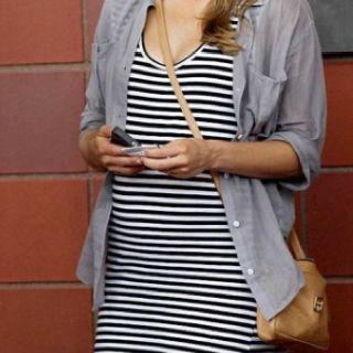 Cute...love stripes...makes me ready for summer again!