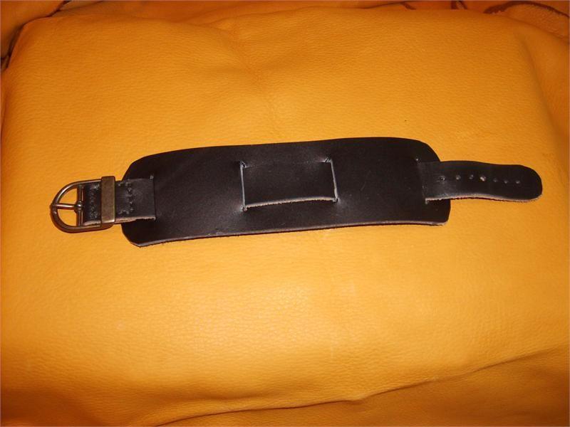 Leather Bracelet  Price: $40.00