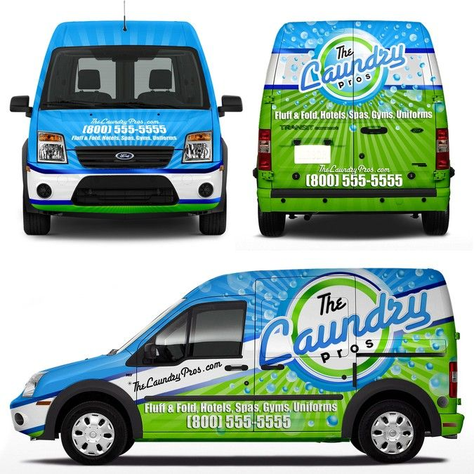 Create An Impactful Van Wrap By Ssrihayak Furgon