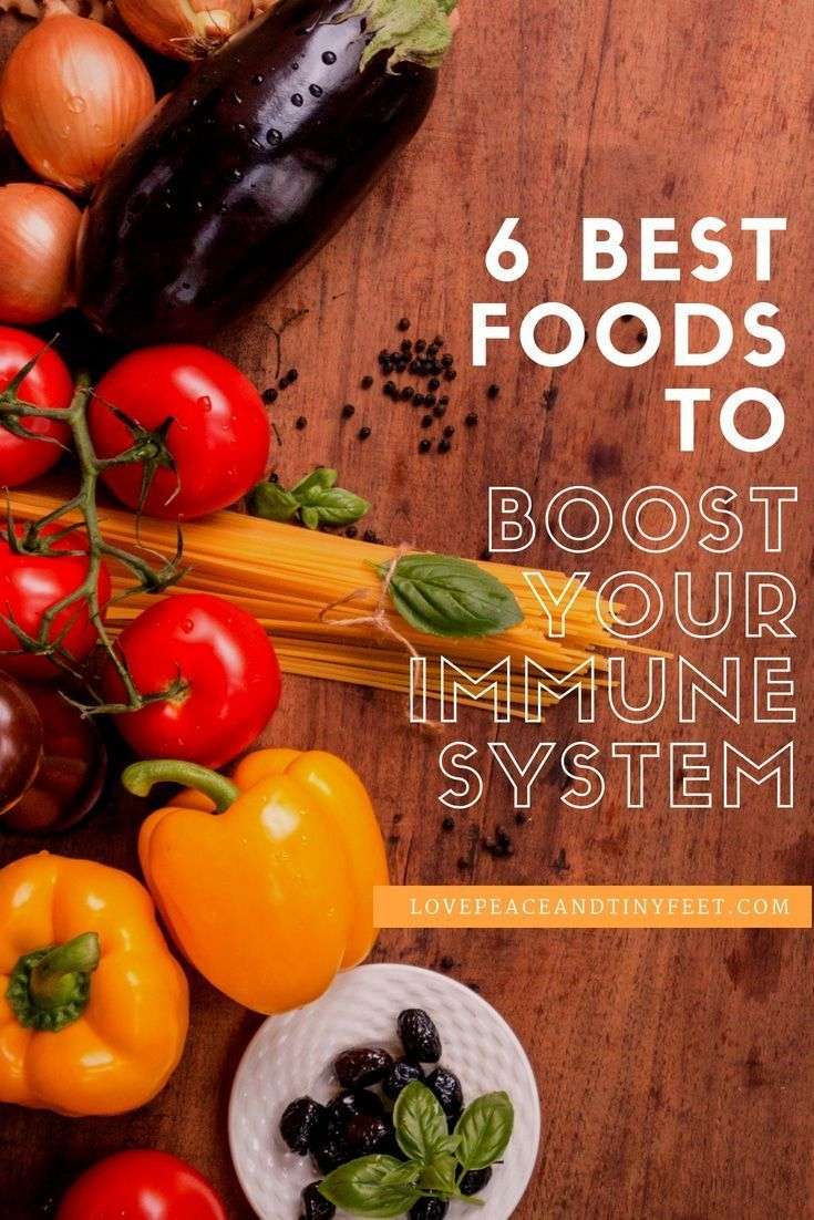 Immune Boosting Superfoods – Here's to Your Health