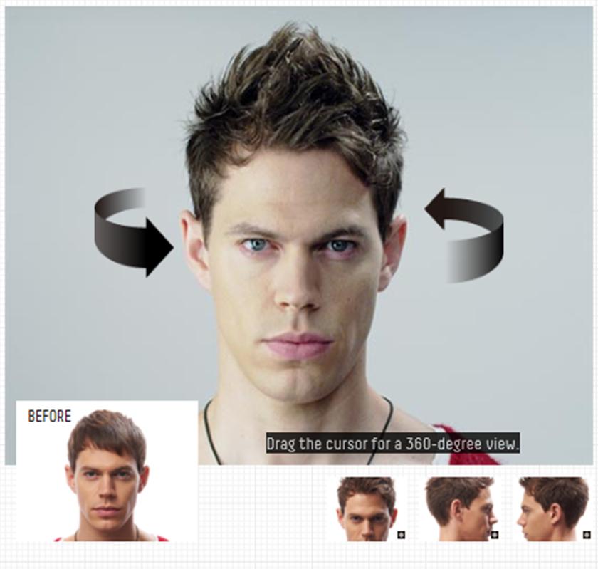 Hair Grooming Products By Mandom Mandom Hair Styles Grooming