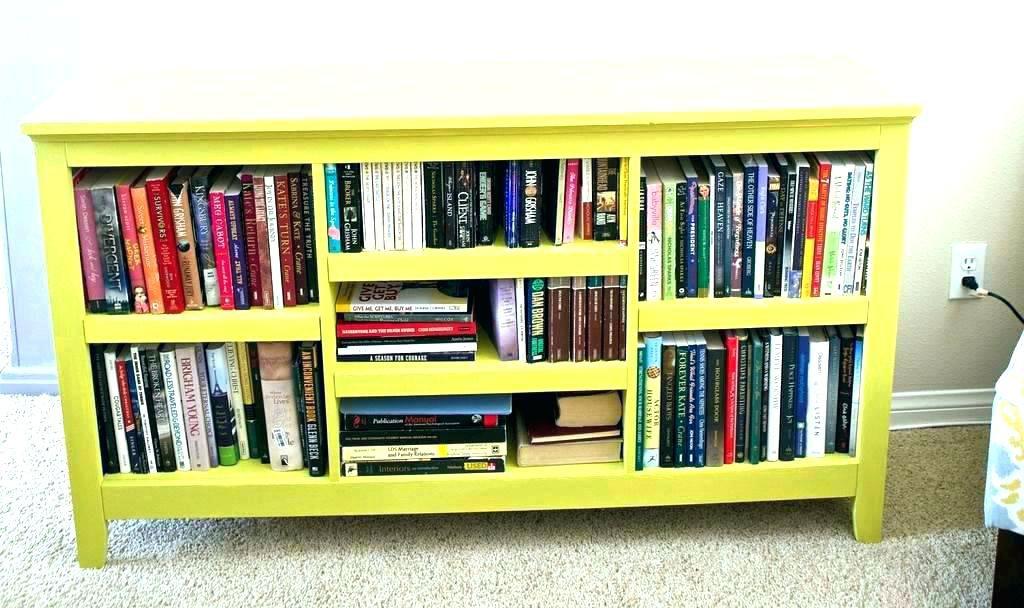 Horizontal Shelf Threshold Bookcase