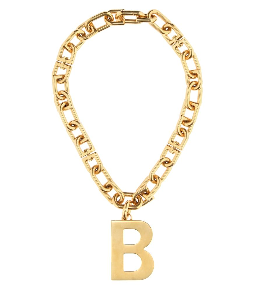 Photo of B Chain necklace