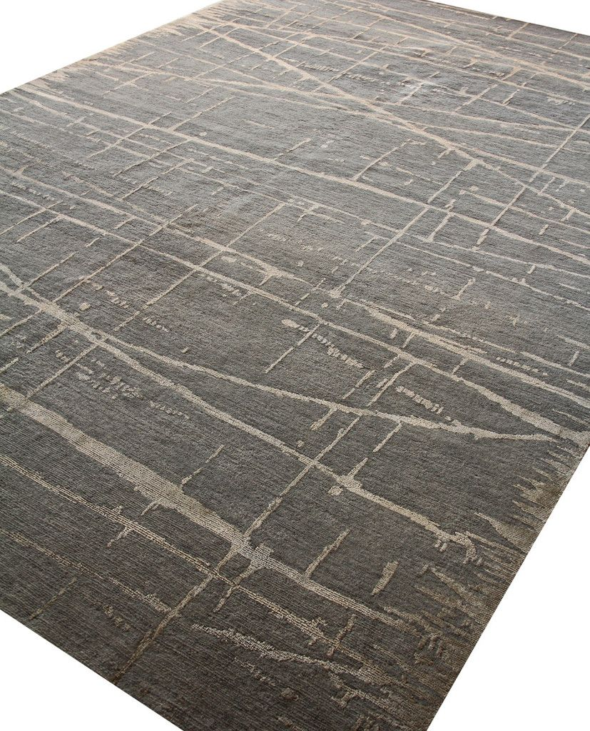 1647 A Modern Carpet Design With Great Movement Materials