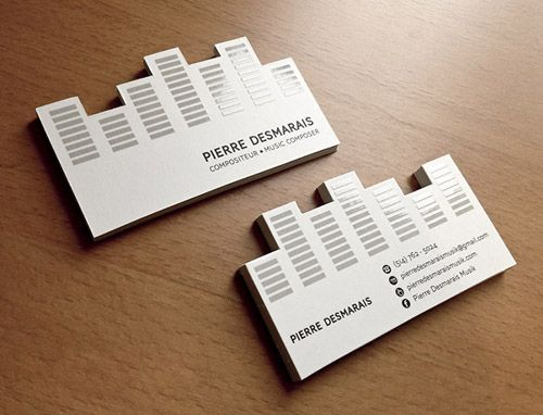 Business Cards Design 24 Graphics Are For Mavericks Pinterest Creative Music 10
