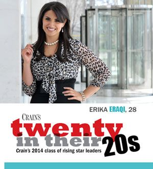 Pin By Crain S Detroit Business On 2014 20 In Their 20s Erika