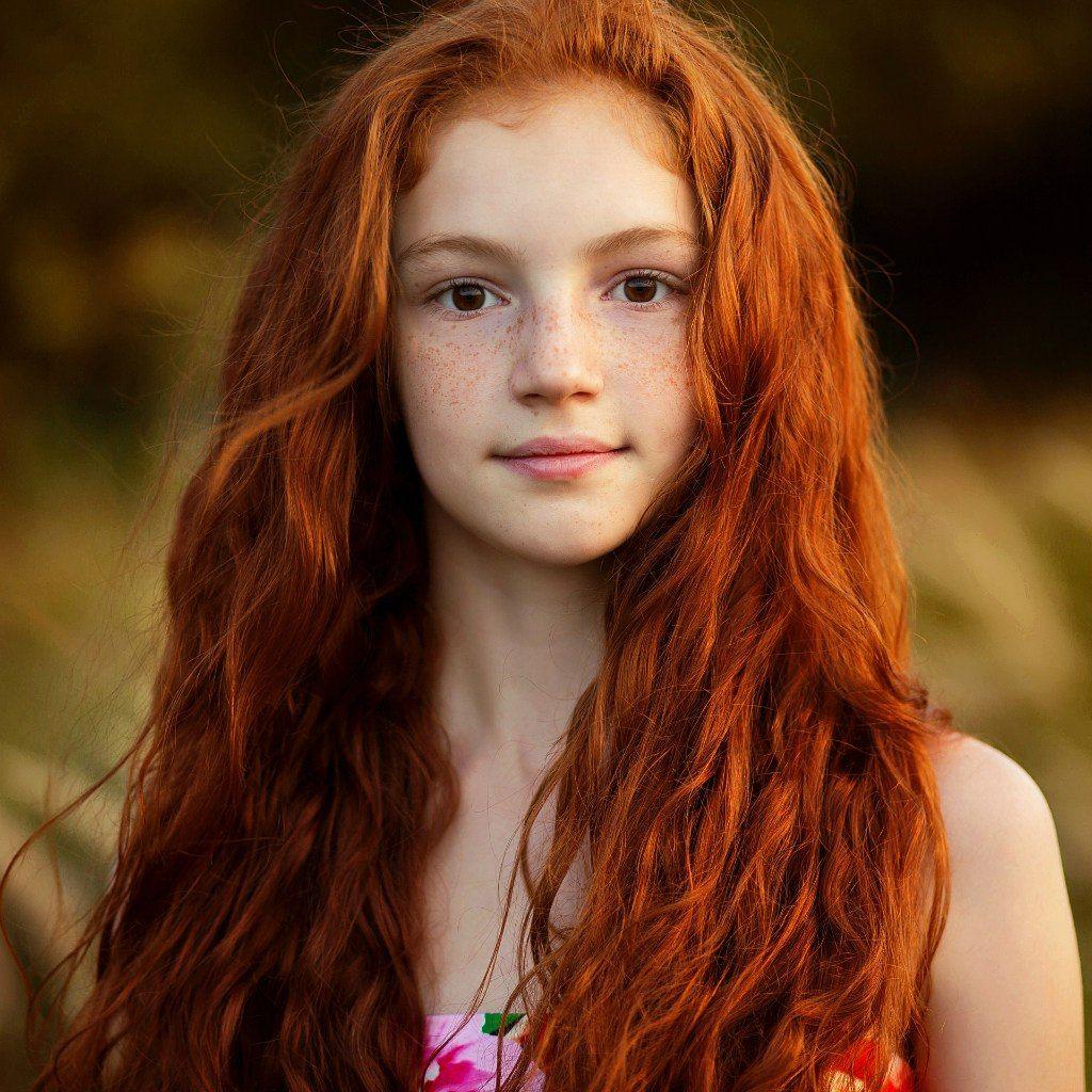Redhead girl gallery — 6