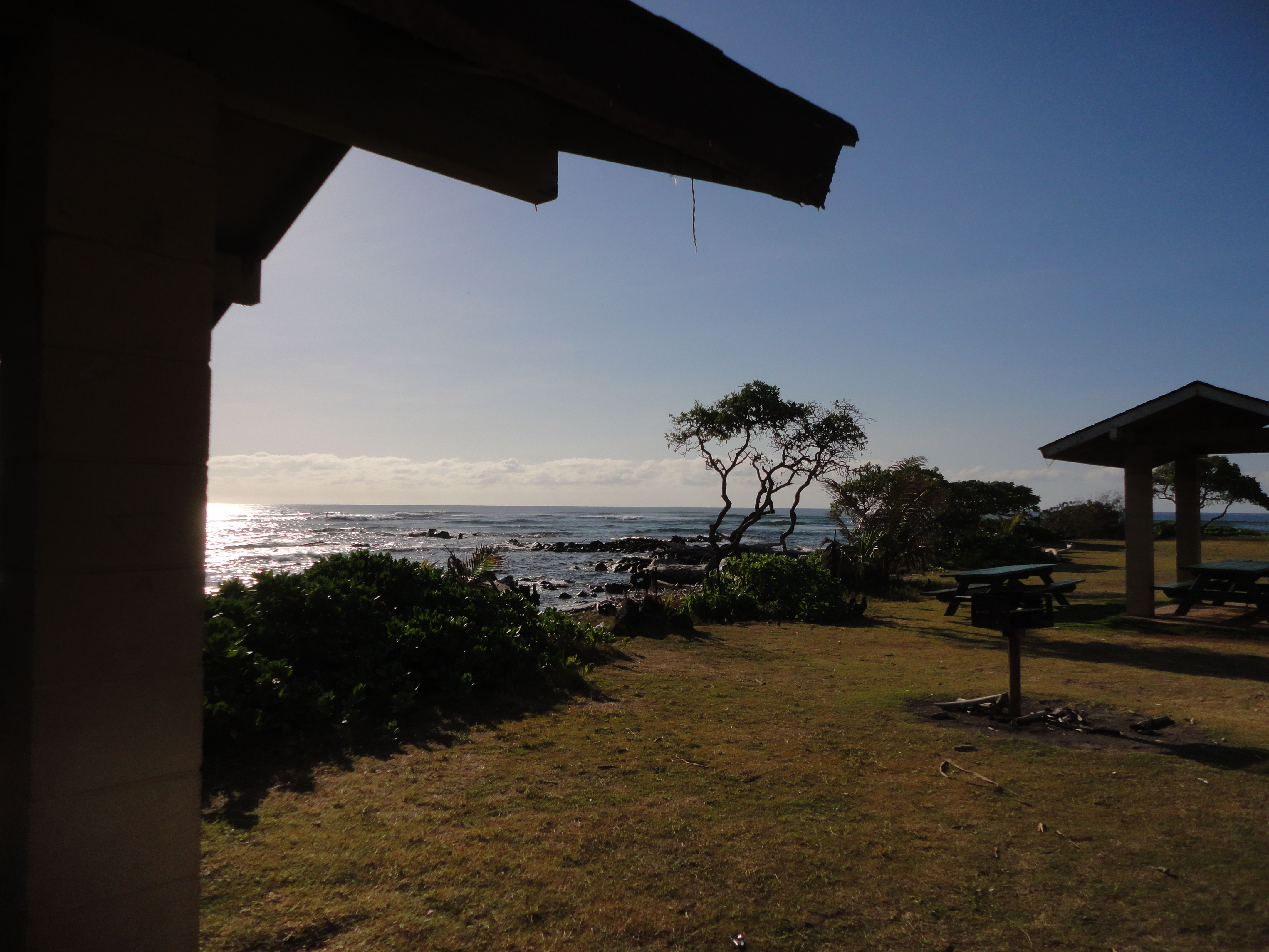 A little sun, a little ocean, what could be better than looking for trouble in paradise on Kauai?