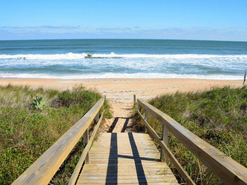 12 Best Atlantic Coast Beaches In Florida In 2020 North Myrtle Beach Condos Beach Cottages North Myrtle Beach