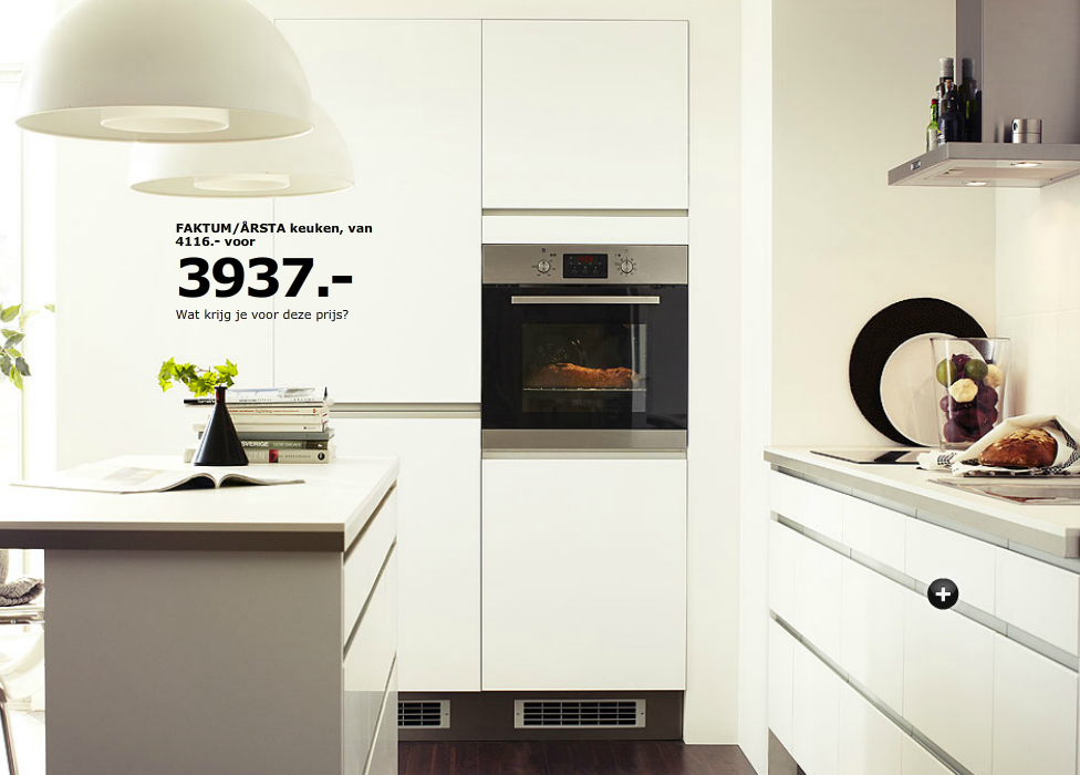 Greeploos Ikea Keuken : Ikea keuken greeploos hoge kasten inspiración