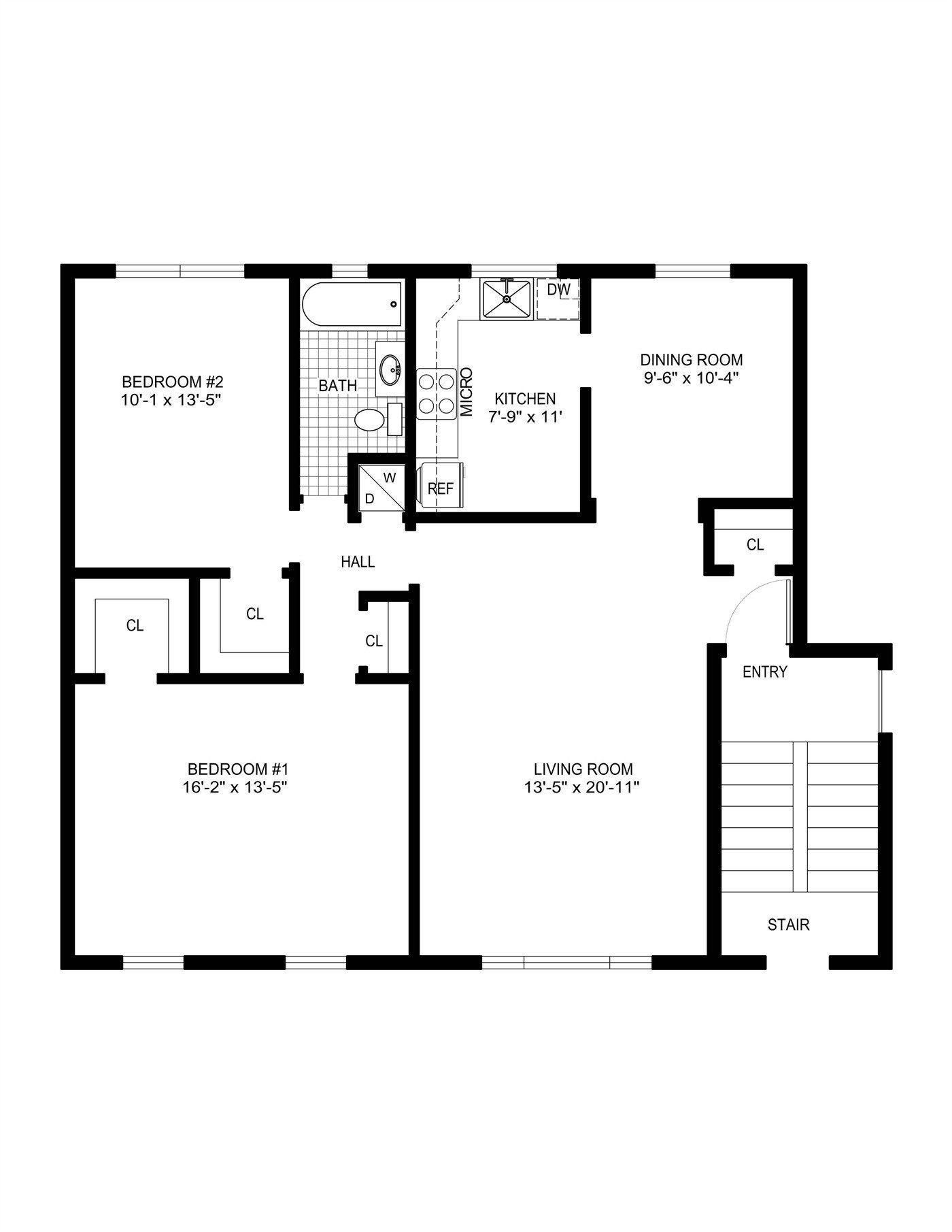 Modern House Floor Plans With Dimensions Simple Floor Plan Design Step Plans With Dimensions Draw Simple Floor Plans House Floor Plans Floor Plan Design