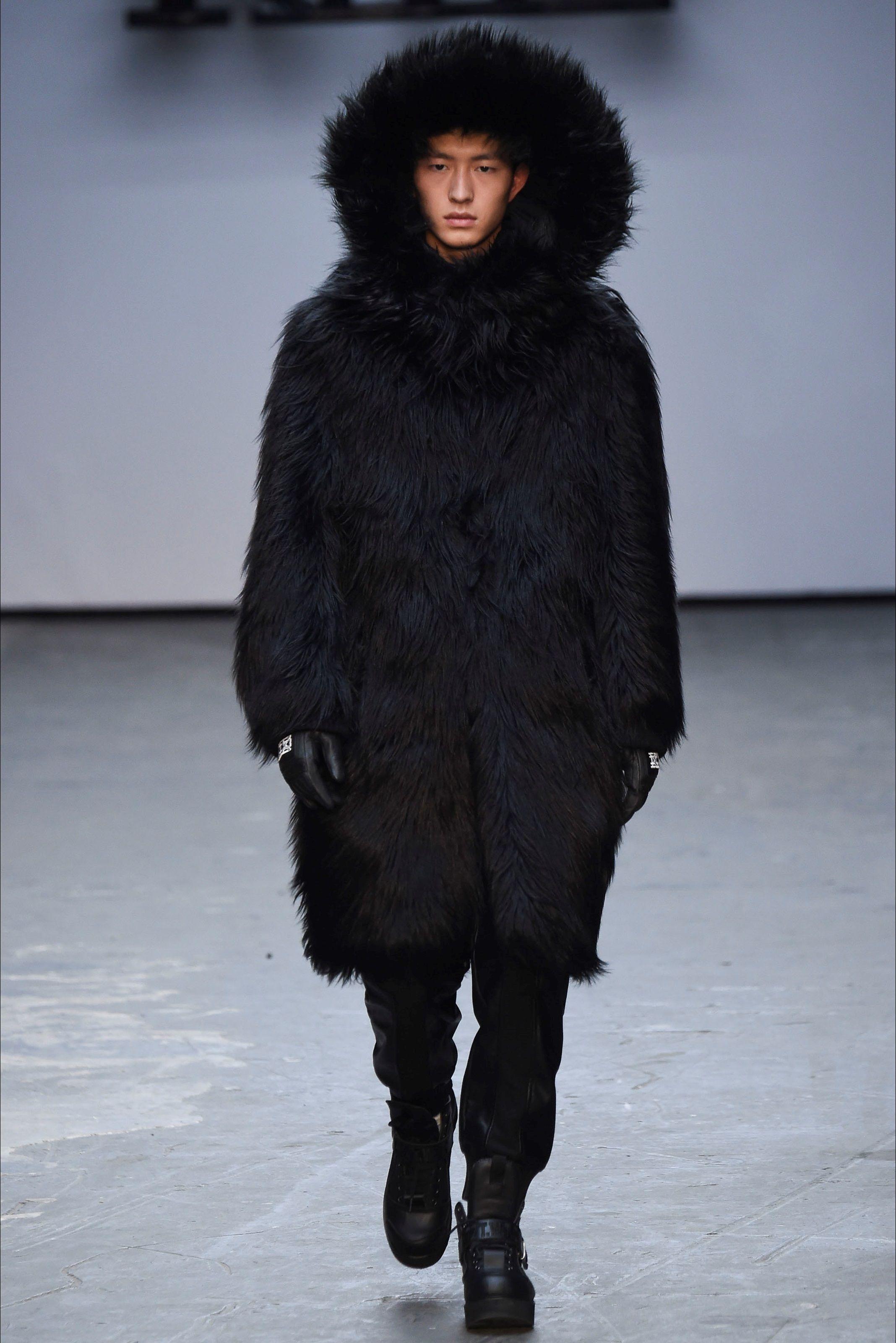 KTZ Fall Winter 2015   Men's London Fashion Week