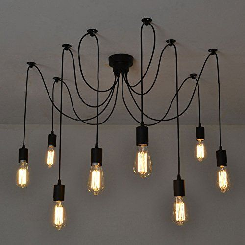 Vintage Chandelier Lights With 8 Art Deco Chandel Https