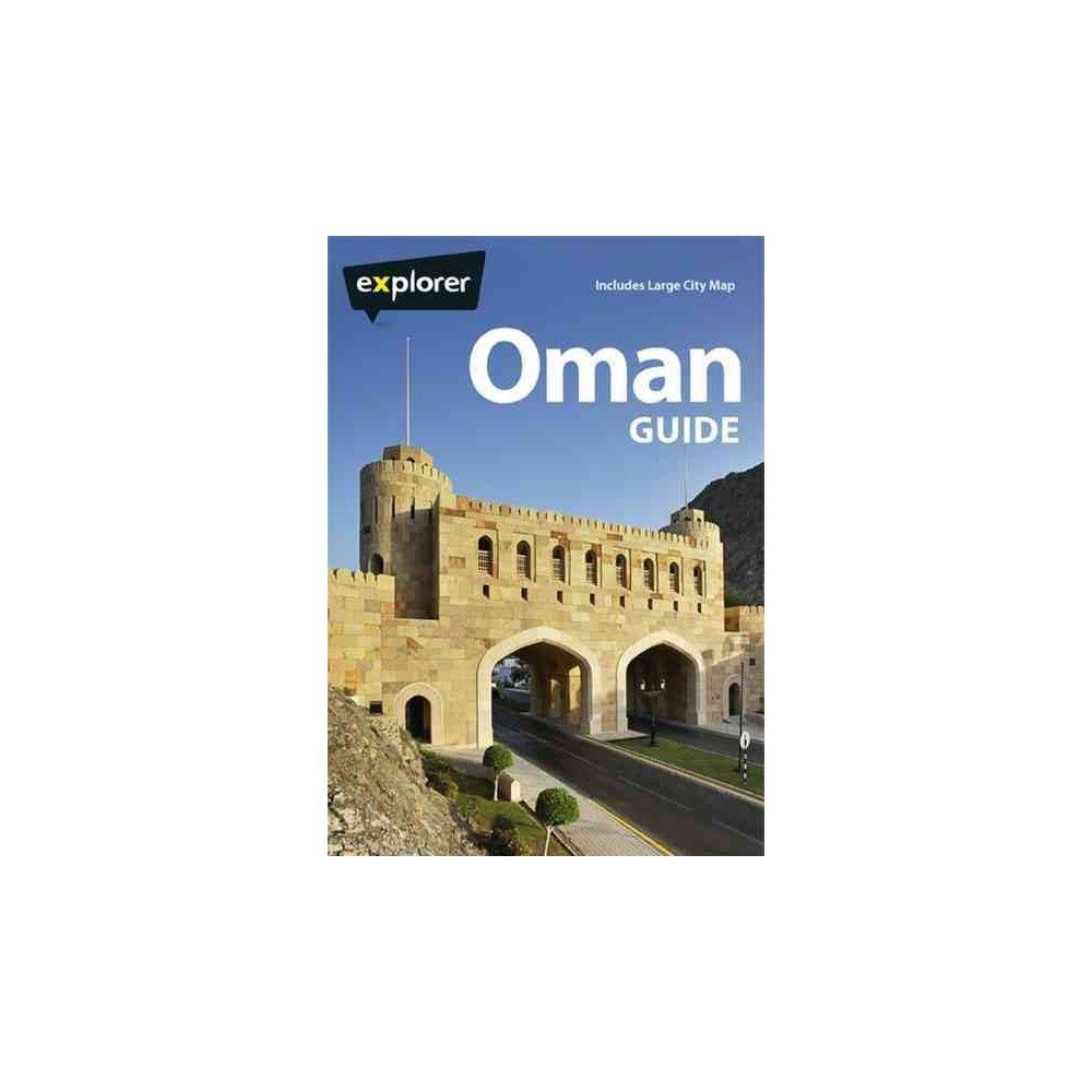 Explorer Residents Guide Oman (Paperback)