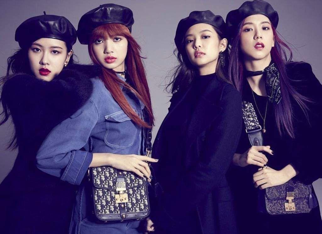نتيجة بحث الصور عن صور روزي من بلاك بينك الكورية Blackpink Fashion Black Pink Elle Girl