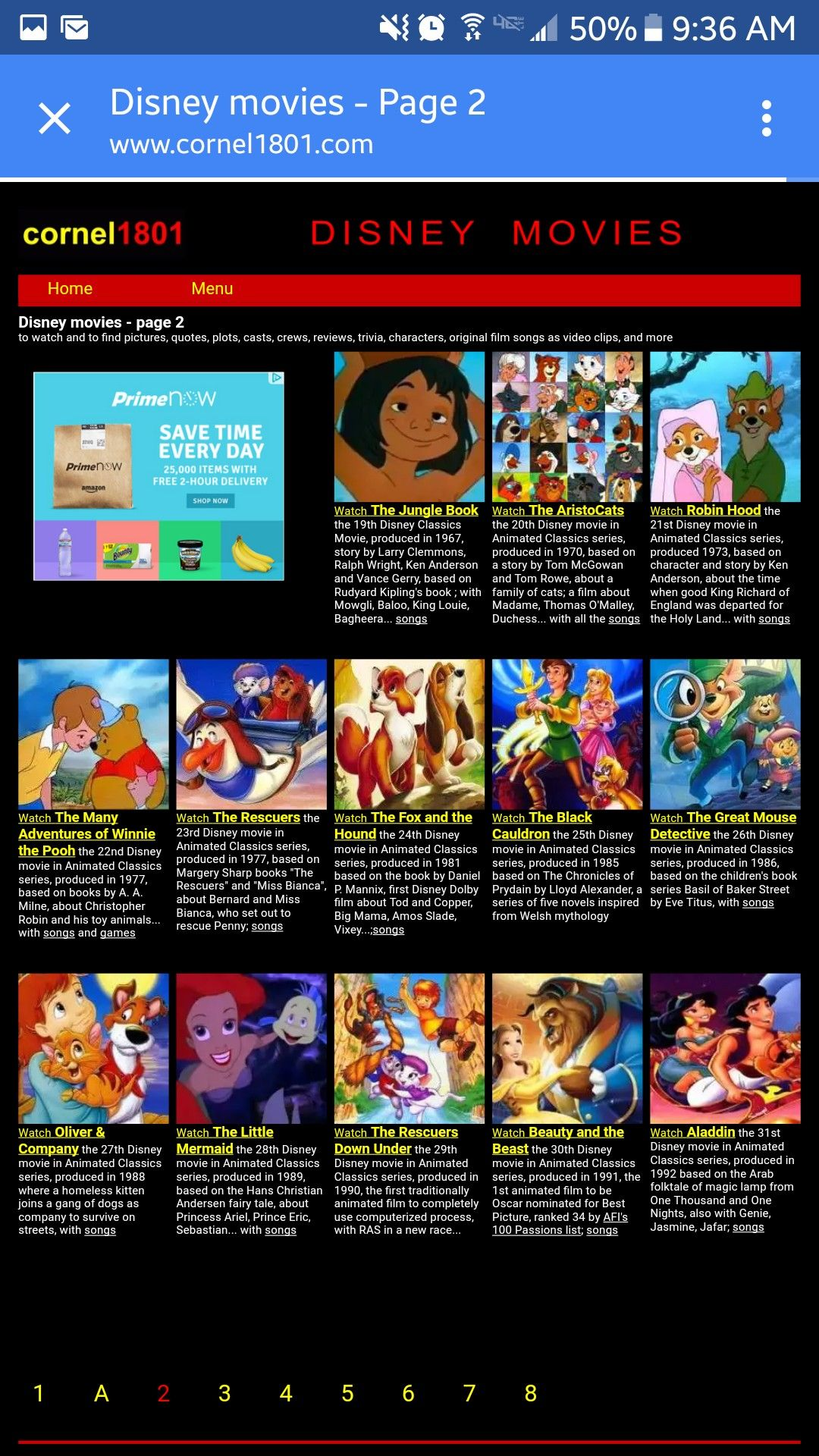 Cornel1801 Com Disney Movies Html Stream All The Old Disney Movies For Free Disney Movies Disney Movies Online Classic Disney Movies