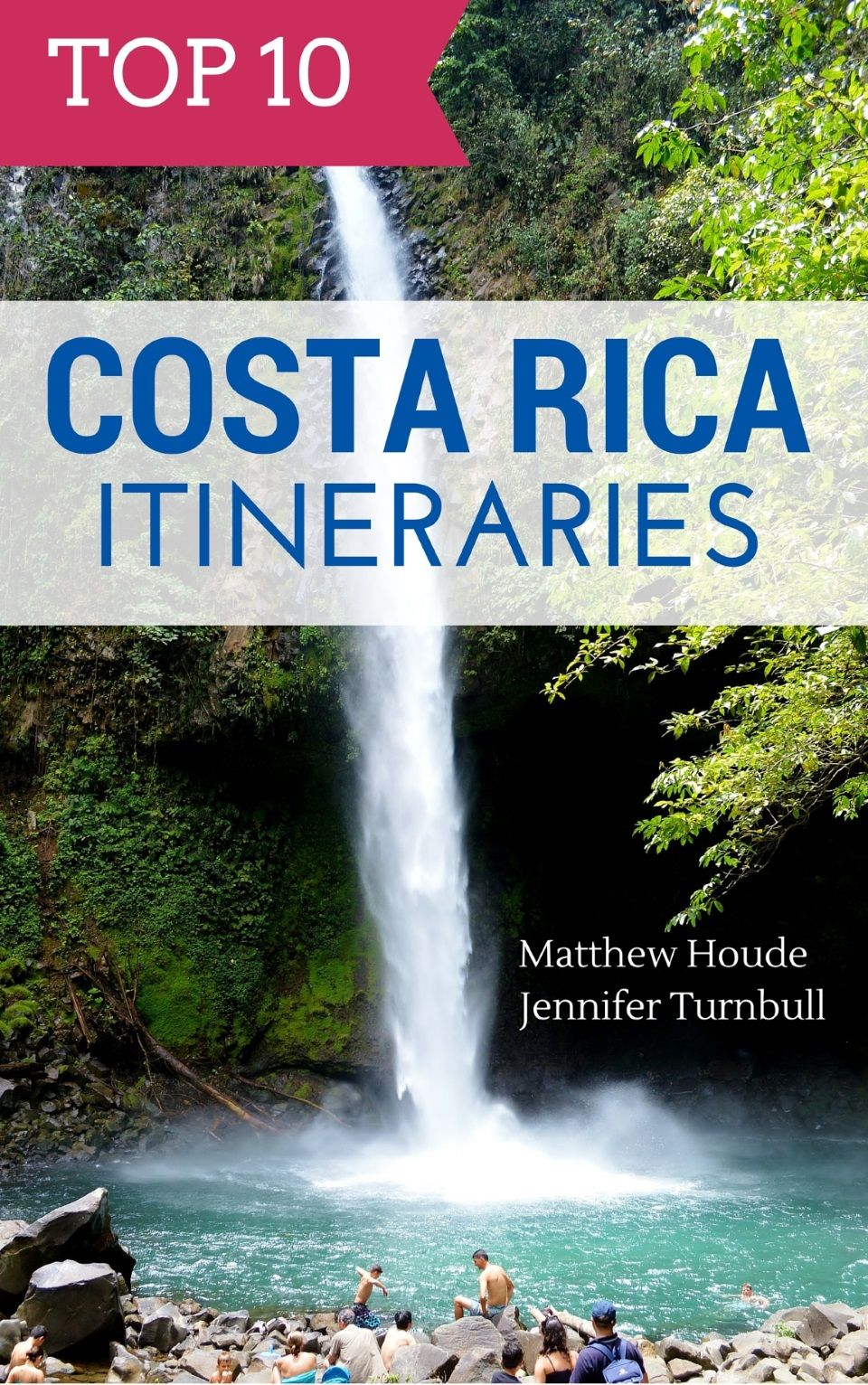 Top 10 Costa Rica Itineraries: A Behind-the-Scenes Look at Our New Travel Guide. Read more here: http://www.twoweeksincostarica.com/top-10-costa-rica-itineraries/ Only $3.99 on Amazon! #guidebook #CostaRica
