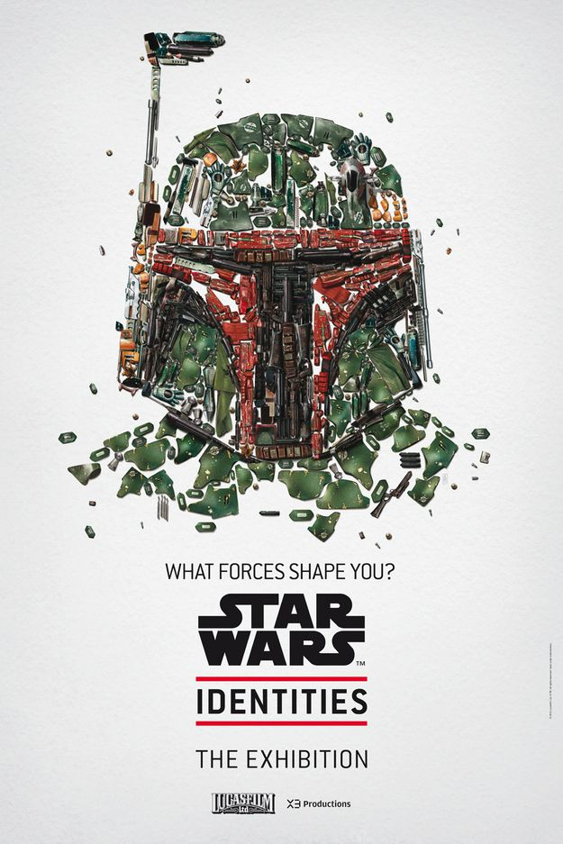Beautiful Star Wars Poster Campaign   Cinema Poster   Pinterest ...