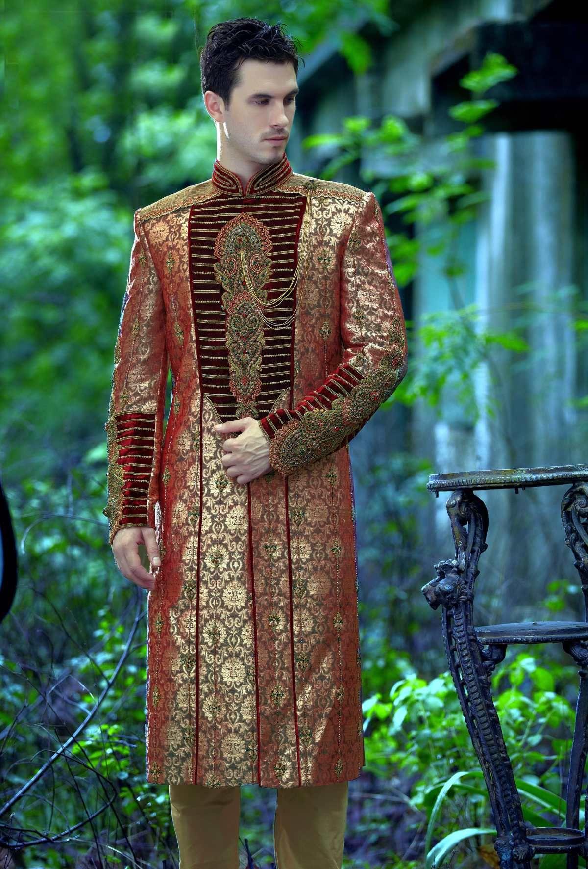 Buy men sherwani online from mairabazaar at best price sherwani
