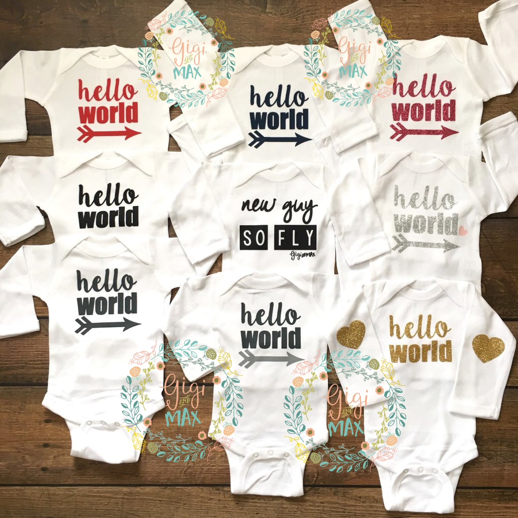 Shirts Choose Your Own Design - Newborn Outfit   Newborn outfits