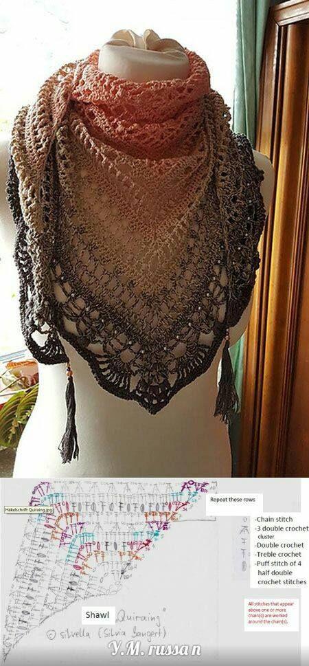 Pin de Julia Grizzard en Crochet dreams   Pinterest   Tejido de ...
