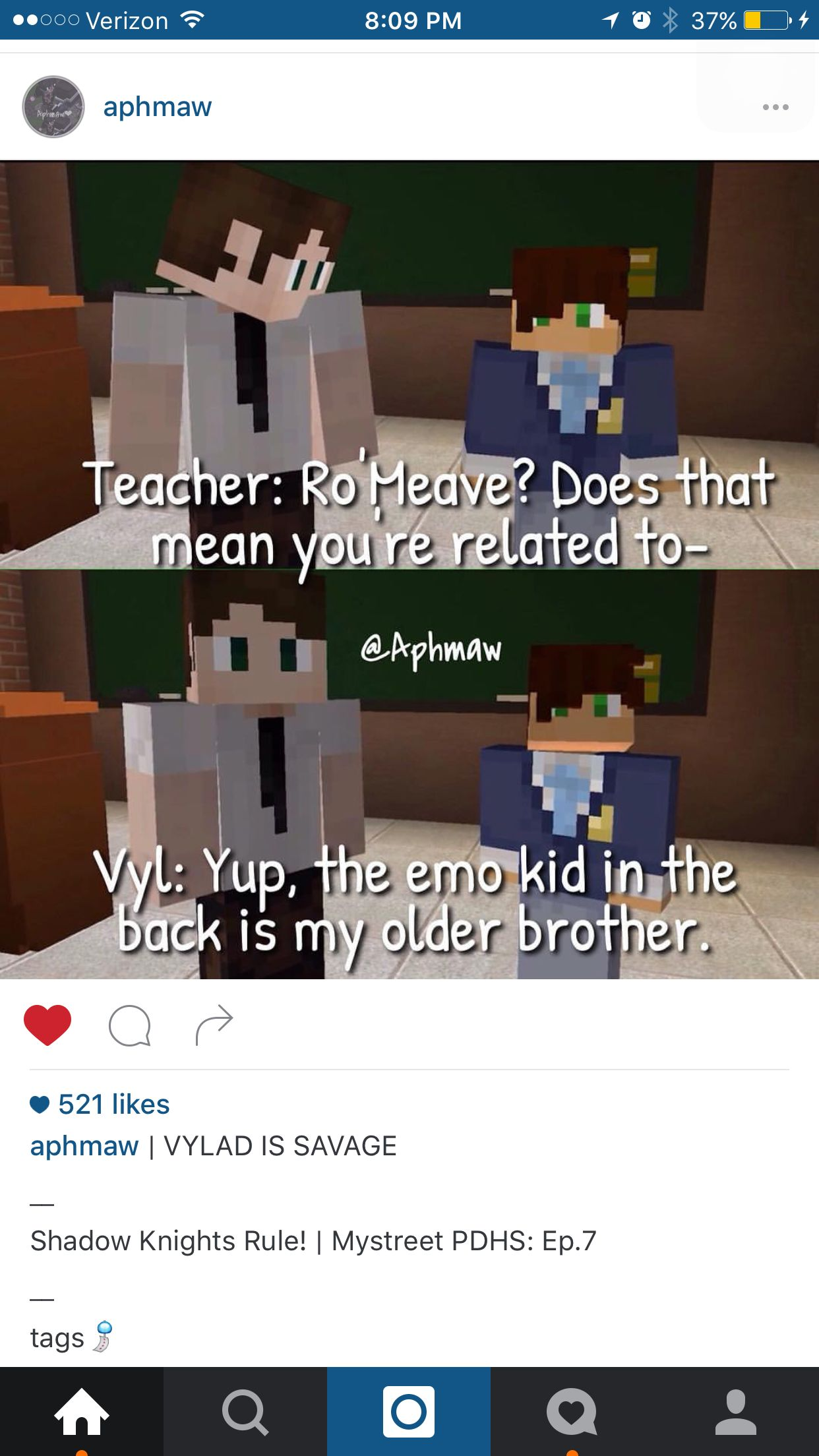 Aphmau Minecraft Diaries Memes Images