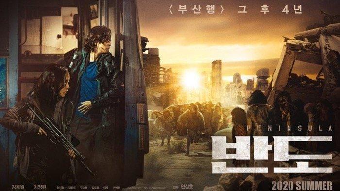 Estacion Zombie 2 Peninsula En Espanol Latino Online Busan Film Zombi