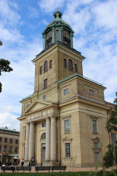 Blog Zweden: Gustavi domkyrka Göteborg