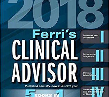 Ferri S Clinical Advisor 2018 1st Edition Cardiovascular System Clinic Advisor
