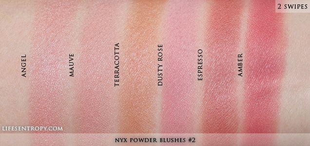 Pressed Blush by ofra #12