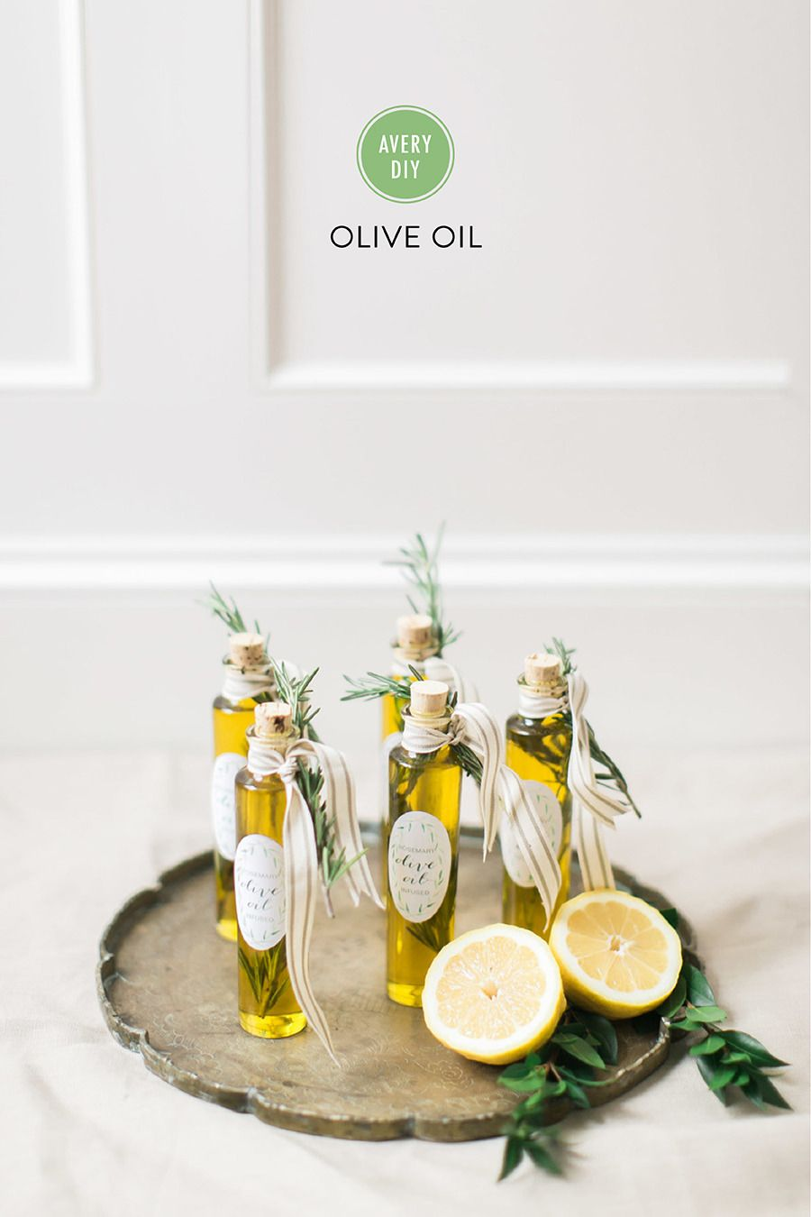 Olive Oil Favors with Avery | Favours, Wedding and Wedding
