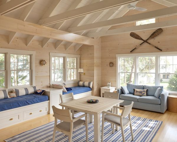 Ideas To Employ When Decorating Your Lakehouse Cottage On A Budget
