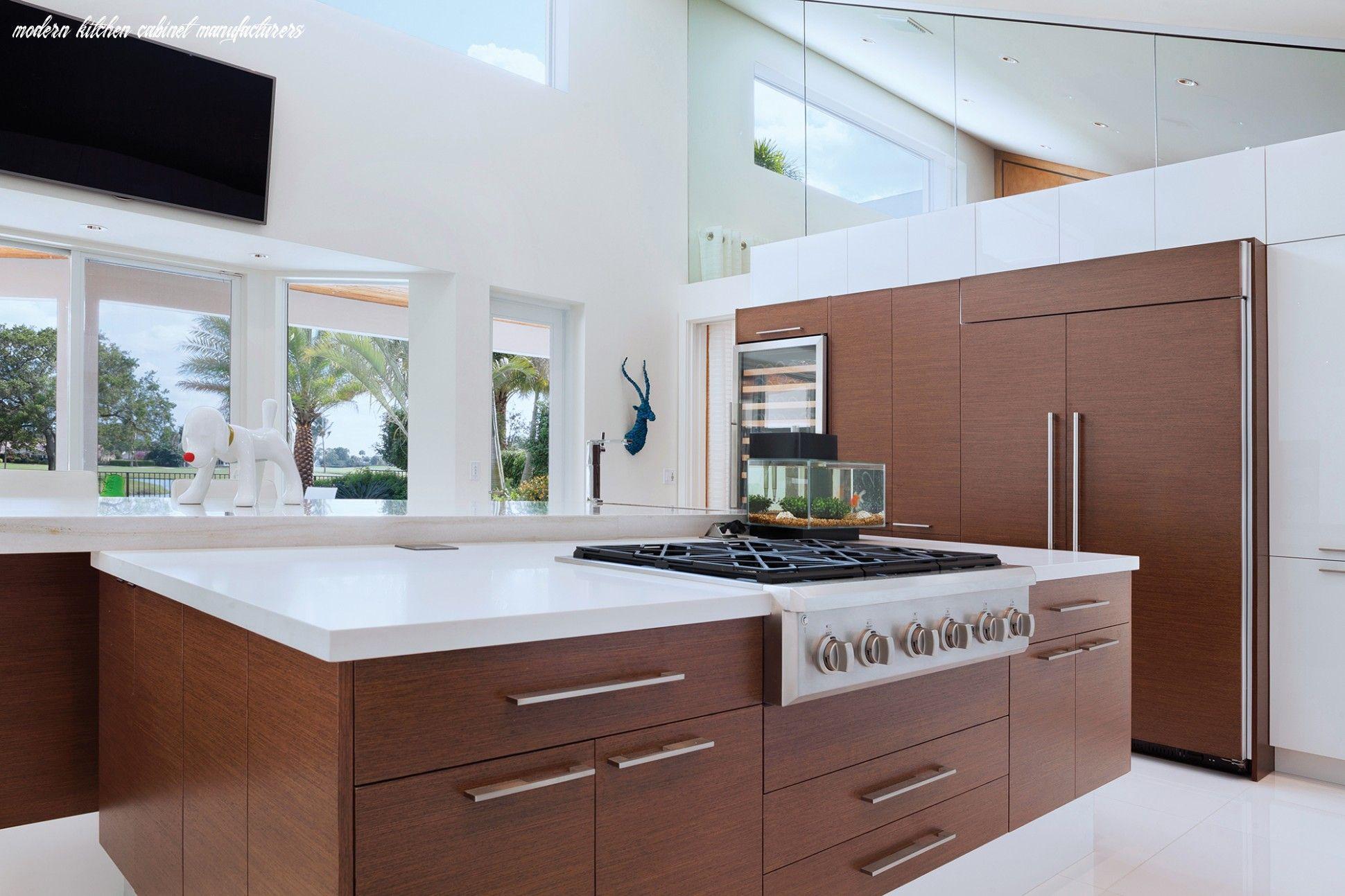 19 Modern Kitchen Cabinet Manufacturers En 2020