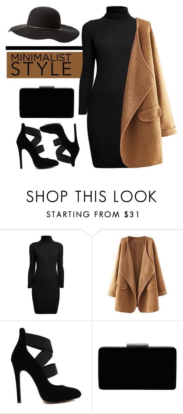 """minimalist"" by hajni0103 ❤ liked on Polyvore featuring Rumour London, John Lewis and Charlotte Russe"