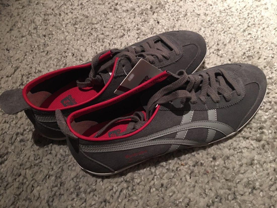 Onitsuka Tiger Mexico 66 Vulc Size 9 $100 - Grailed   shoe mood ...