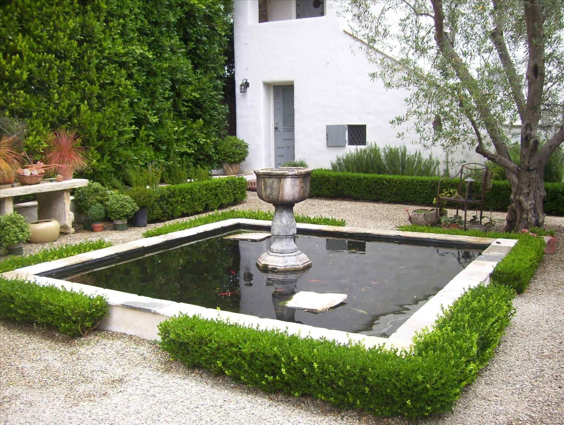 Modern Garden Design Landscaping | Backyard water ... on Modern Backyard Water Feature id=47011