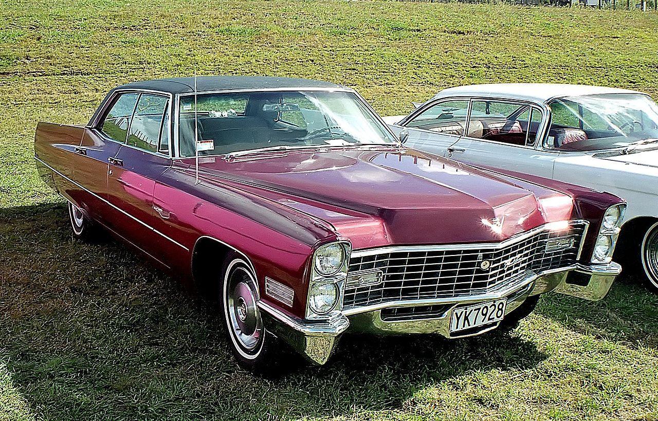 1967 Cadillac Deville 16439709295 Cadillac De Ville