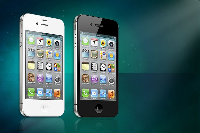 iPhone 4S 16GB - 2 Colours