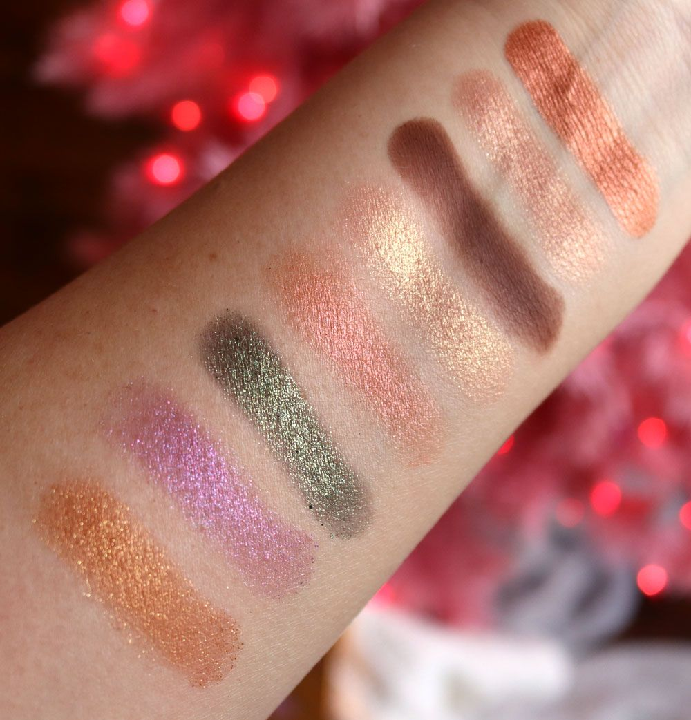 Too Faced Holiday Gift Sets 2019 Review and Swatches