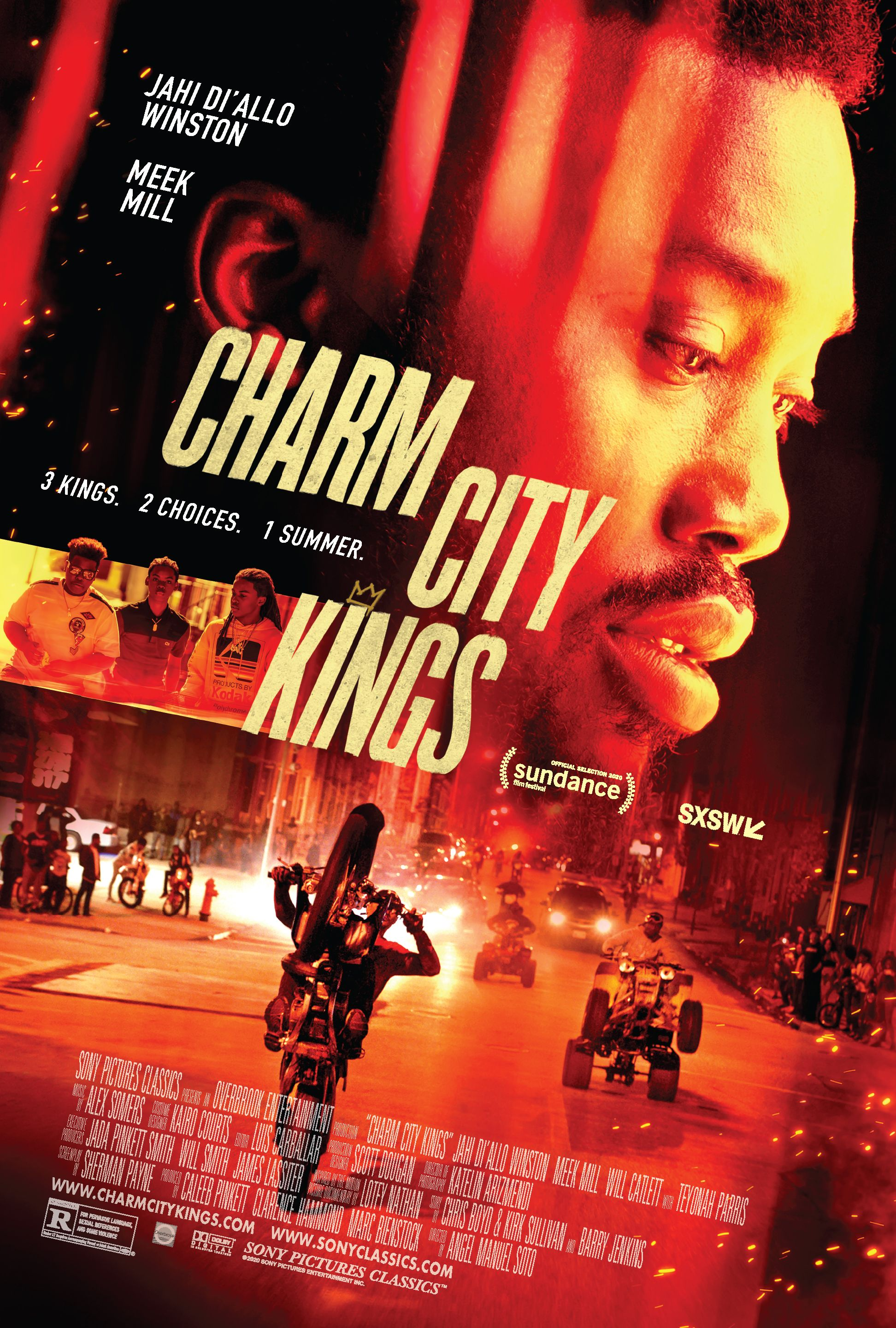 Charm city kings movie poster images by gray pictures llc