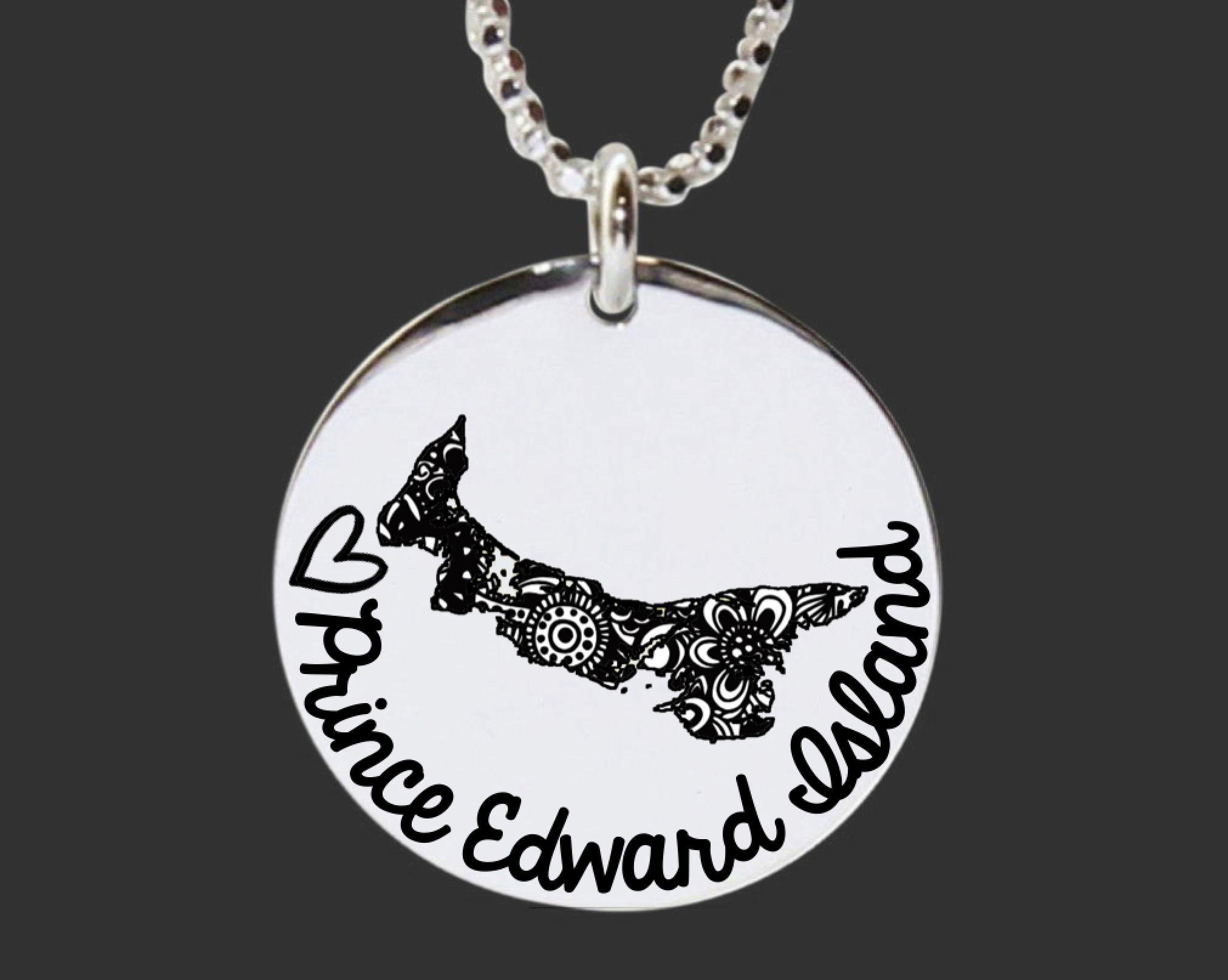 Prince edward island prince edward island necklace canada