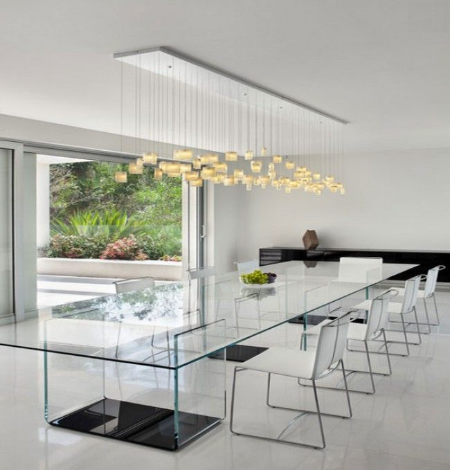 Contemporary Chandeliers Dining Room Cool Modern Conference Table  Office Desk Concepts  Pinterest Design Ideas